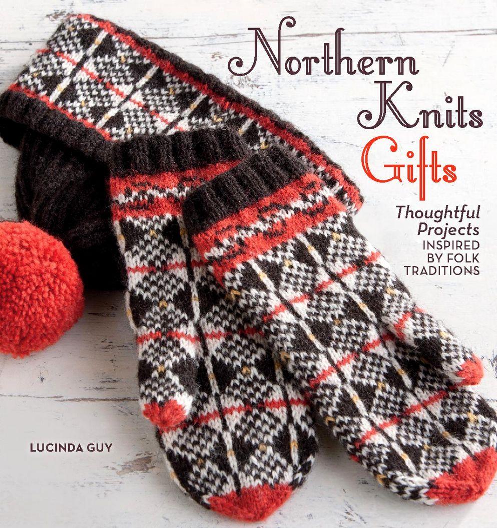 Книга по норвежскому вязанию «Northern Knits Gifts»