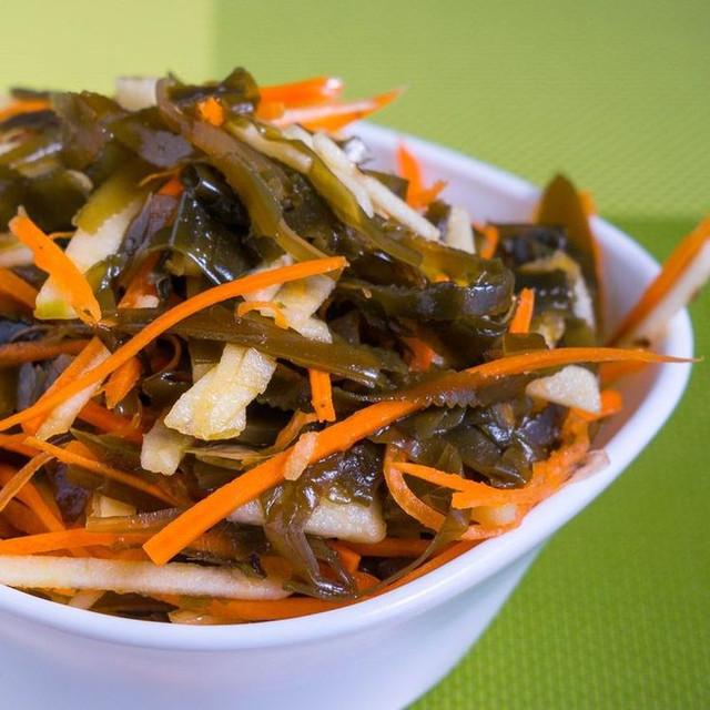 рецепты простых овощных салатов на каждый день