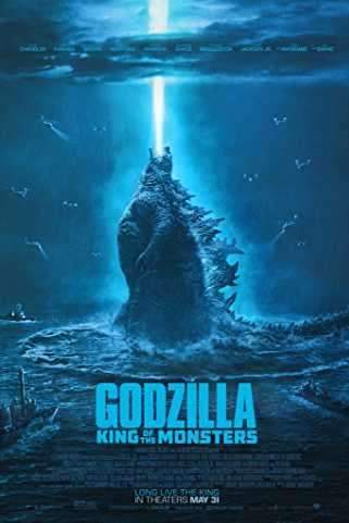 Godzilla: King of the Monsters 2019 Download English 480p 720p