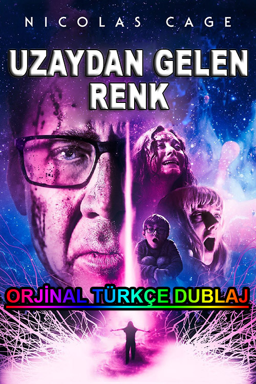 Uzaydan Gelen Renk | Color Out of Space | 2020 | BDRip | XviD | Türkçe Dublaj | m720p - m1080p | BluRay | Dual | TR-EN | Tek Link