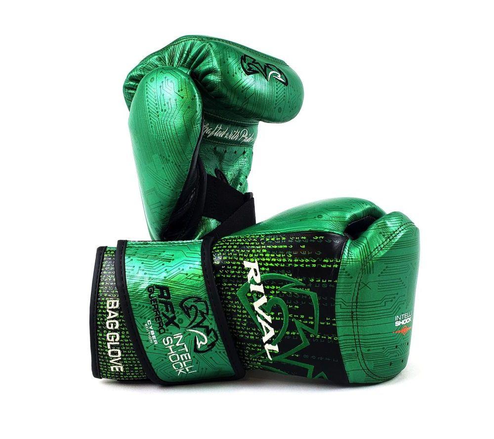 Снарядные перчатки Rival RFX-Guerrero Intelli Shock Bag Оригинал
