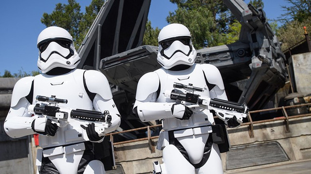 [Disneyland Park] Star Wars: Galaxy's Edge (31 mai 2019) XXX69