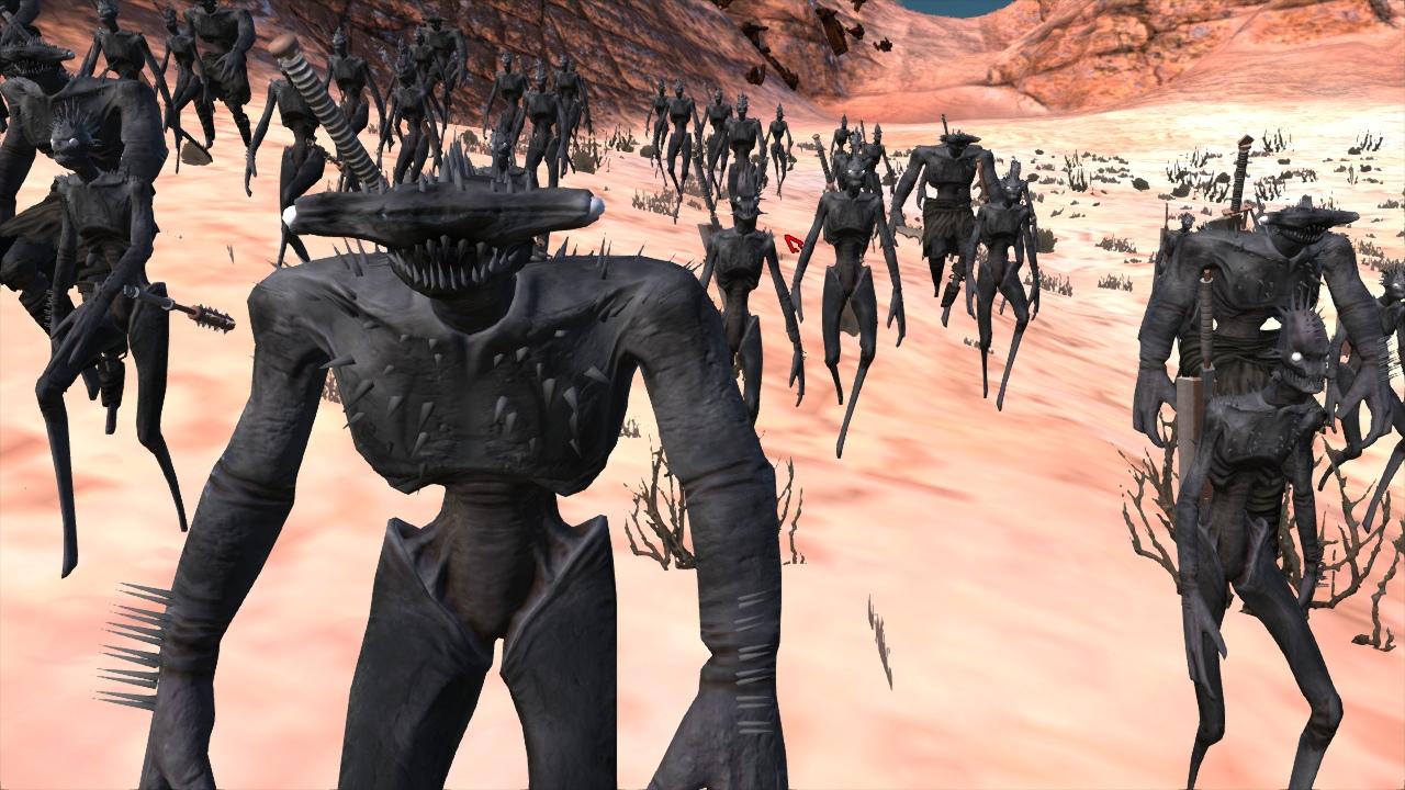 Опасная фракция mist ghouls