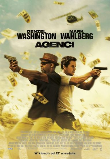 Agenci / 2 Guns (2013) PL.BRRip.XviD-GR4PE | Lektor PL