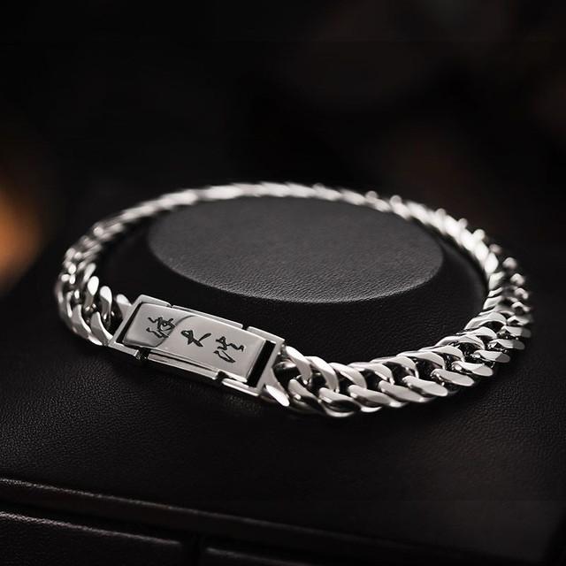 Platinum-Bracelets