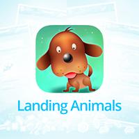 Landing Animals