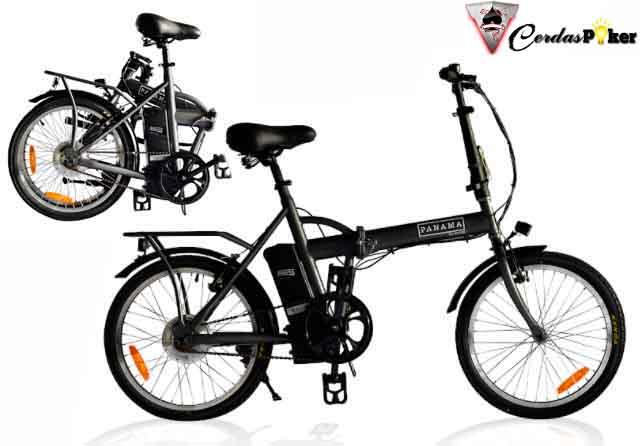 VIAR Motor Indonesia Luncurkan Sepeda Lipat Listrik Hybrid Murah