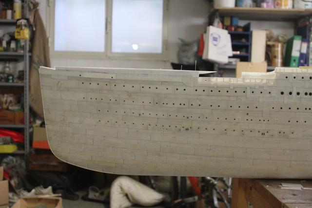 titanic - RMS Titanic 1:100 - Pagina 31 Img-856