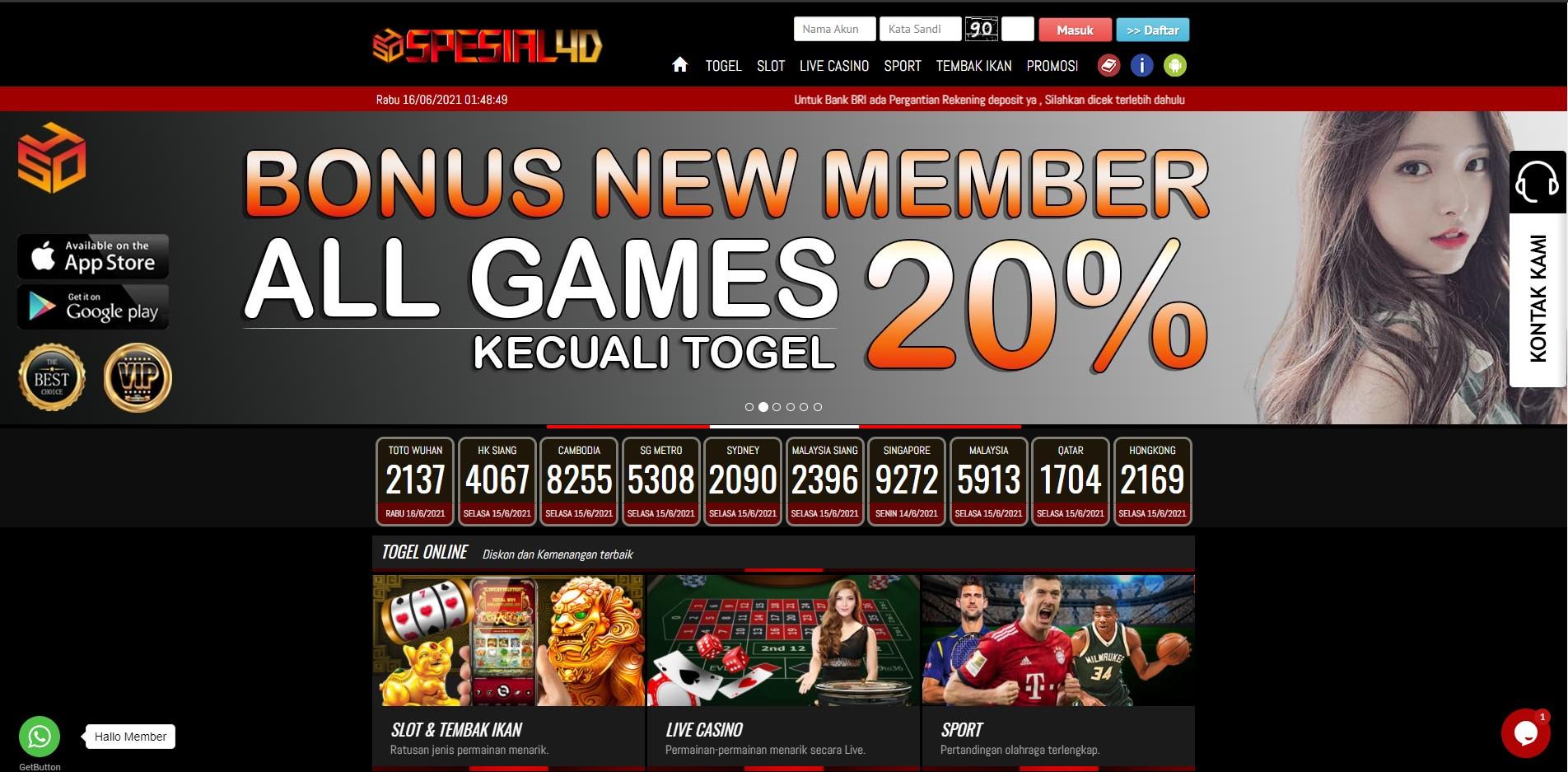 situs live casino online indonesia