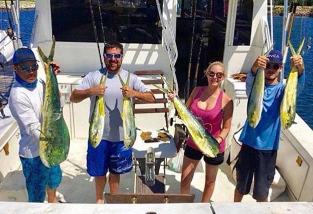 Sport Fishing Fish