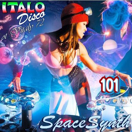 VA - Italo Disco & SpaceSynth ot Vitaly 72 [101] (2021)