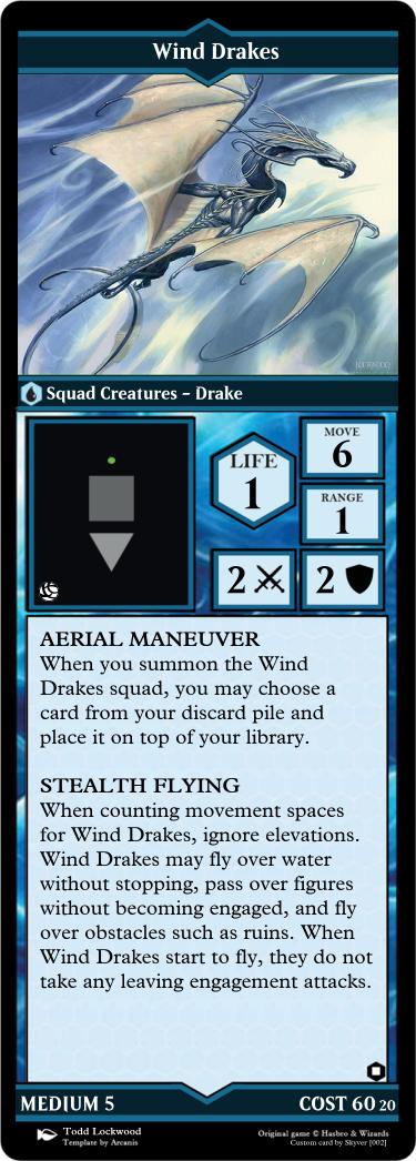 Wind-Drakes