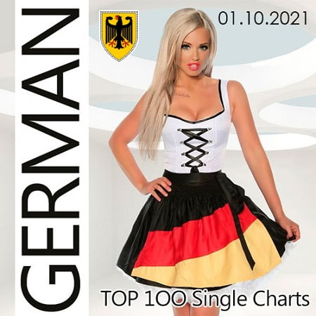 German Top 100 Single Charts 01.10.2021 (2021) MP3