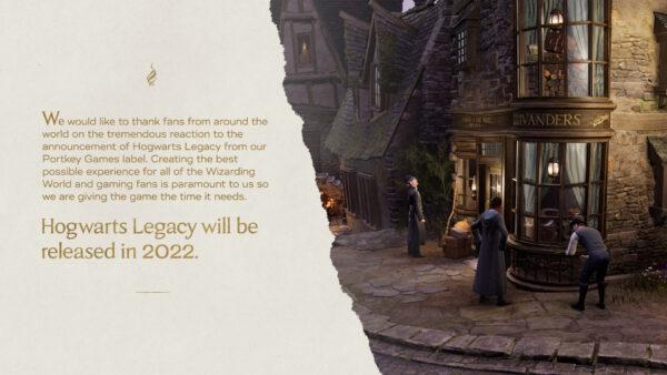 霍格華茲的傳承被延期到2022年 Hogwarts-Legacy-01-13-21-600x338