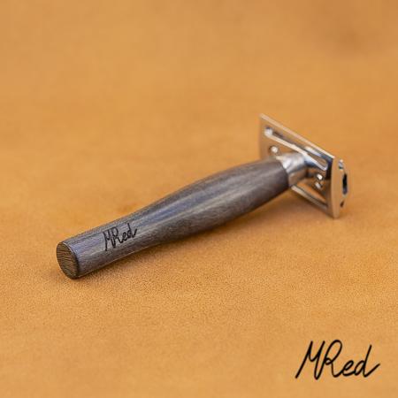 Les rasoirs de MRED (manches, custom...) - Page 6 Bois-stabilis-Gris-Noir-3-sur-3