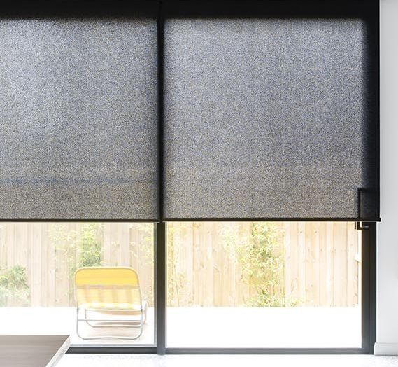 image of transulcent roller blinds in Melbourne