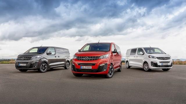 De l'électricité dans l'air : l'Opel Zafira-e Life tout électrique en vente à partir de 51 500 euros bonus environnemental déduit Opel-Vivaro-e-Zafira-e-512854