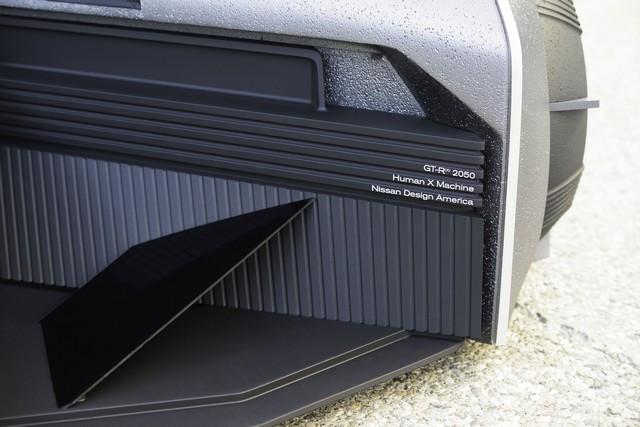 Nissan « GT-R(X) 2050 » : Le Projet D'un Stagiaire Devient Réalité Nis-GTR-2050-17-source