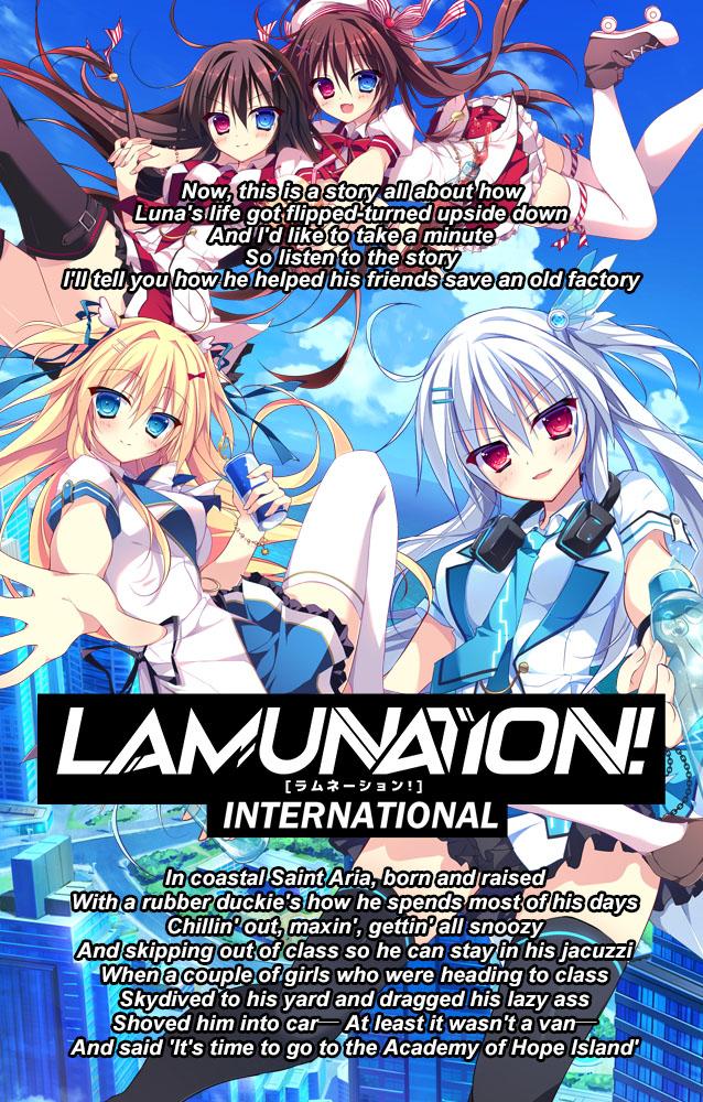(18禁ゲーム)  [191122] [MangaGamer] LAMUNATION -international- [English]