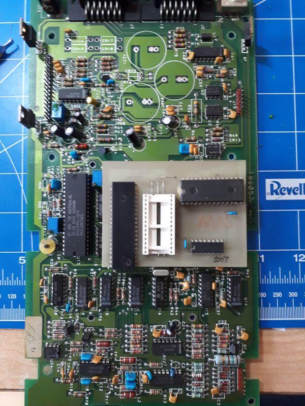 Atari 1050 drive with Hyper Drive II mod