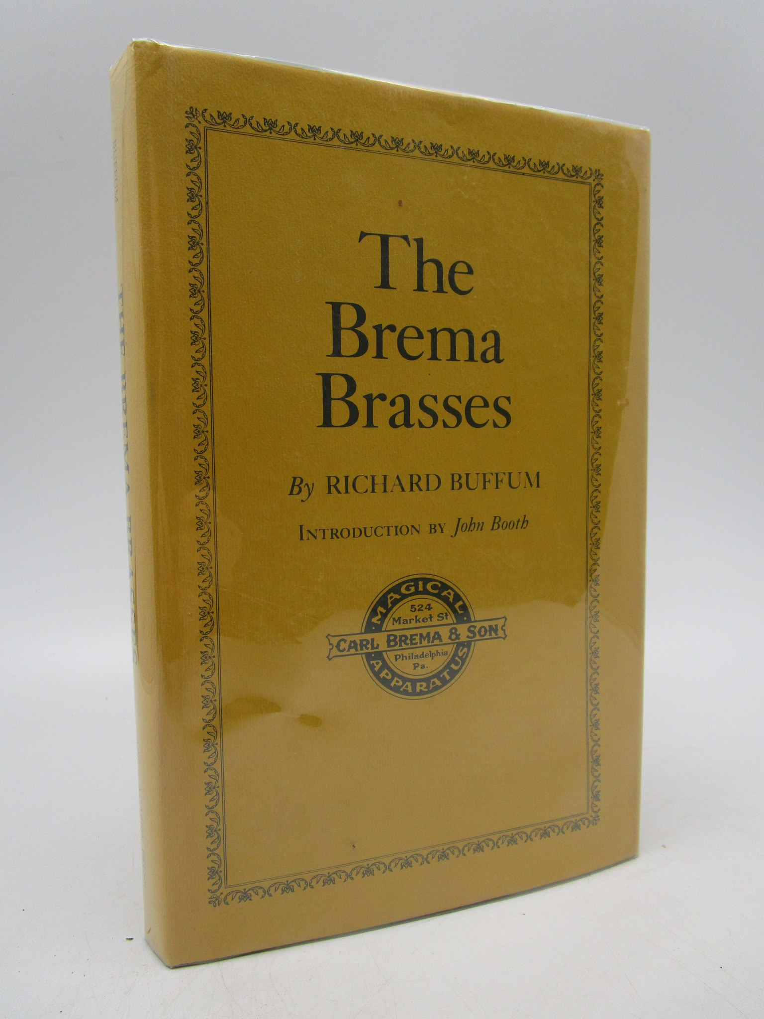 Image for The Brema Brasses (Signed First Edition)
