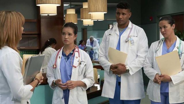 Docteure Doogie [20th Television/Disney - 2021] 3
