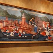 Shanghai-Disneyland-Il-Paperino-Donald-Waffle-Donald-Singing