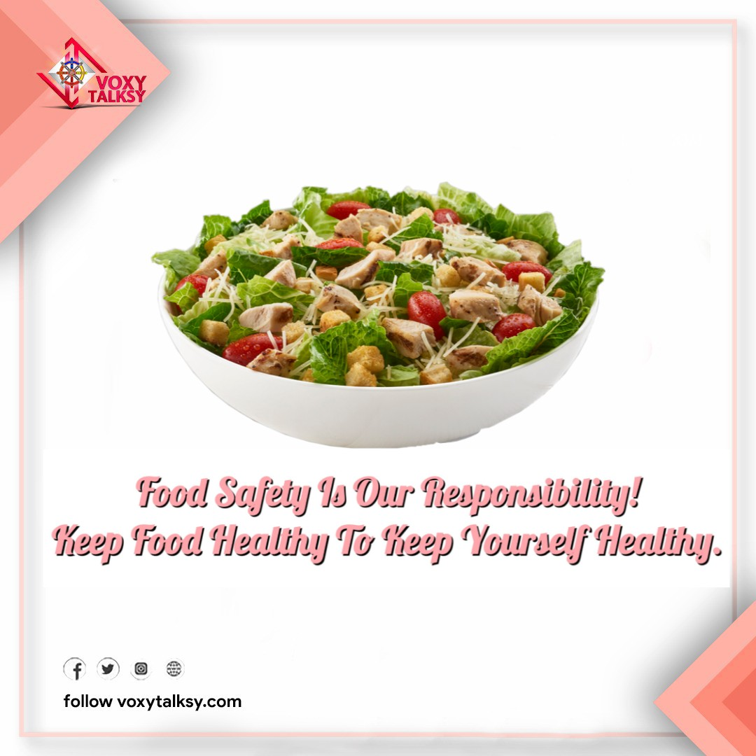 Happy World Food Safety Day Wishes | VoxyTalksy