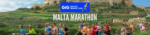 Banner Maratón Malta Travelmrathon.es