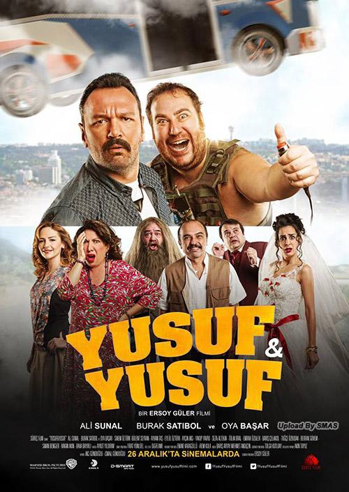 Yusuf Yusuf | 2014 | Yerli Film | NF | WEB-DL | XviD | Sansürsüz | 1080p - m720p - m1080p | WEB-DL | Tek Link