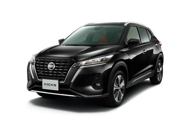 Technologie De L'année Pour Nissan Au Japon Avec La Motorisation e-POWER  201118-02-007-source
