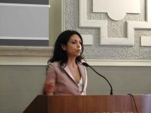Dott.ssa B. Mollicone - Giornalista Moderatrice dell'Incontro