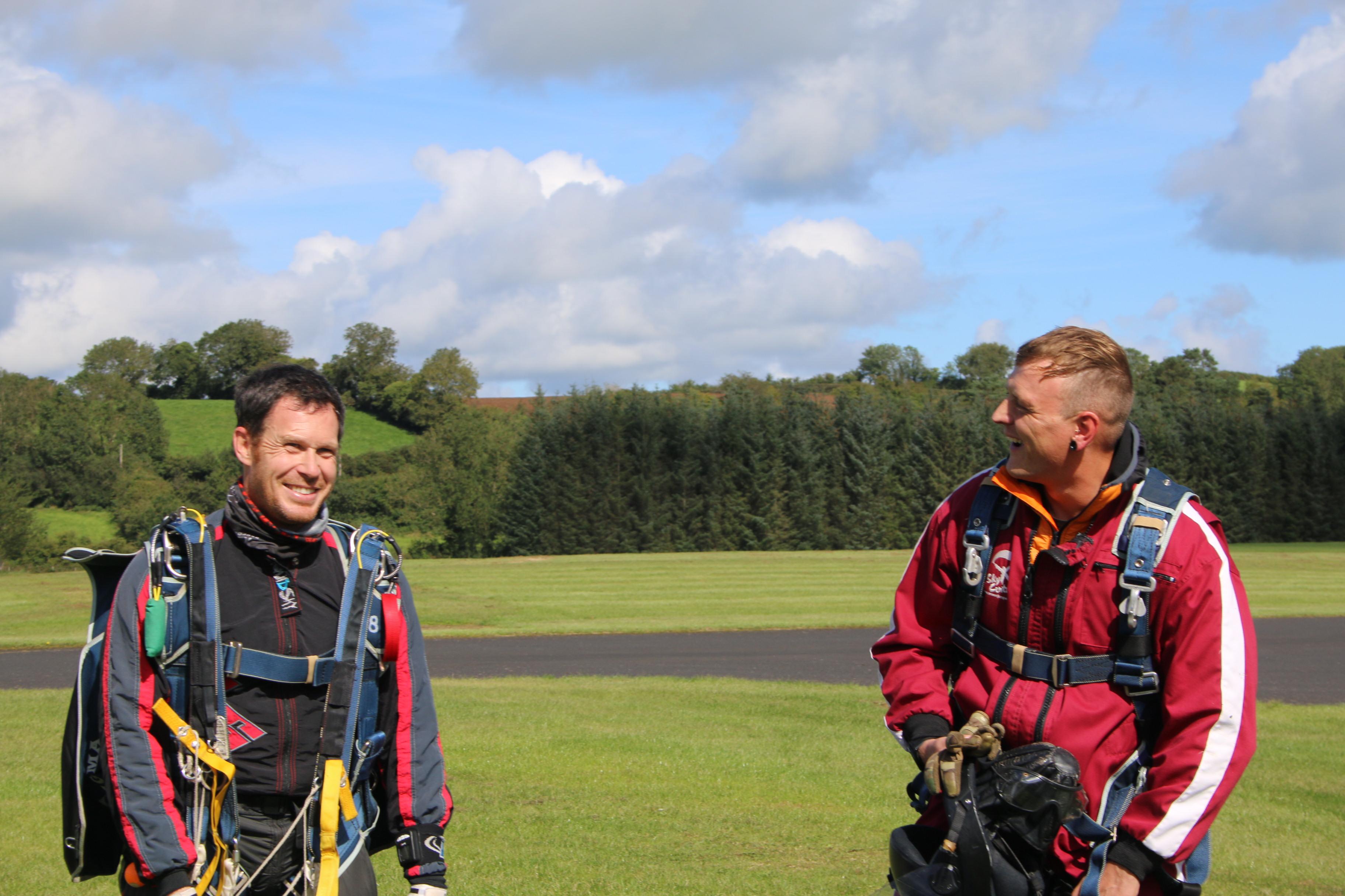 Matt Colborn Skydive