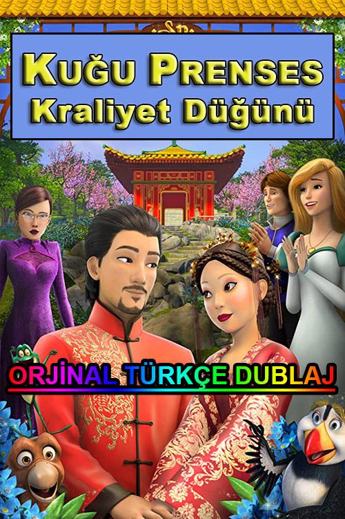 Kuğu Prenses: Kraliyet Düğünü | 2020 | WEB-DL | XviD | Türkçe Dublaj | m720p - m1080p | WEB-DL | Dual | TR-EN | Tek Link