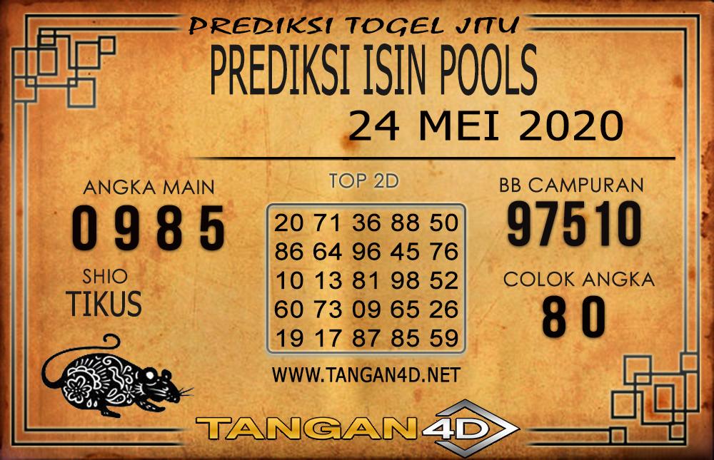 PREDIKSI TOGEL ISIN TANGAN4D 24 MEI 2020