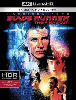 Blade Runner - The Final Cut (1982) FullHD 1080p UHDrip HDR10 HEVC AC3 ITA + E-AC3 ENG