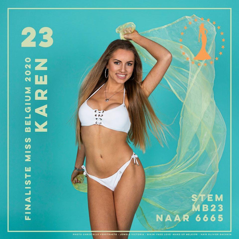 candidatas a miss belgium 2020. final: 11 january. - Página 2 Miss-belgium-2020-contestants-23