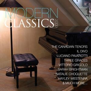 Compilations incluant des chansons de Libera Modern-Classics-2009-300