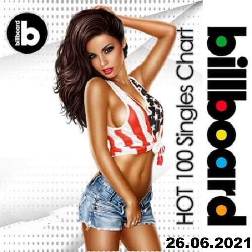 Billboard Hot 100 Singles Chart 26.06.2021 (2021)