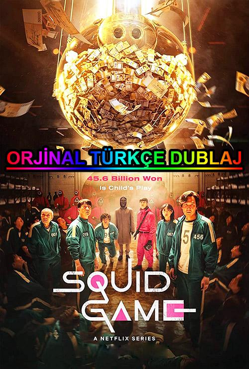 Squid Game | 2021 | NF | 1.Sezon | Tüm Bölümler | BoxSet | m1080p | WEB-DL | Dual | TR-EN | Tek Link