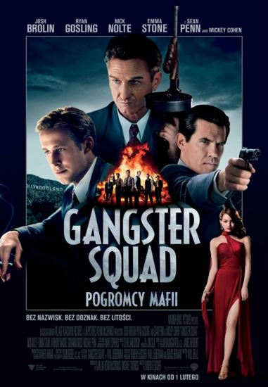 Gangster Squad. Pogromcy mafii / Gangster Squad (2013) PL.BRRip.XviD-GR4PE | Lektor PL