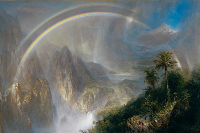 Frederic-Edwin-Church-Rainy-Season-in-th
