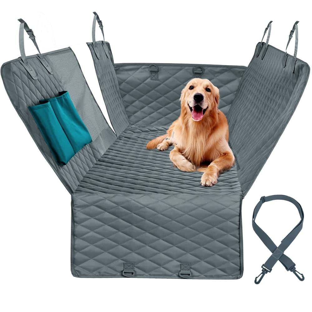 Dog-Rear-Seat-Waterproof-Hammock-Cover-Cushion-x1k