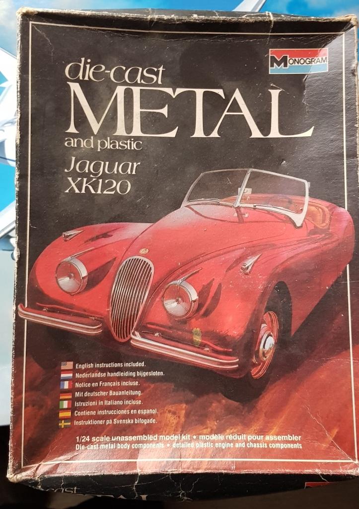 Quelques kit US ou pas Jag-1