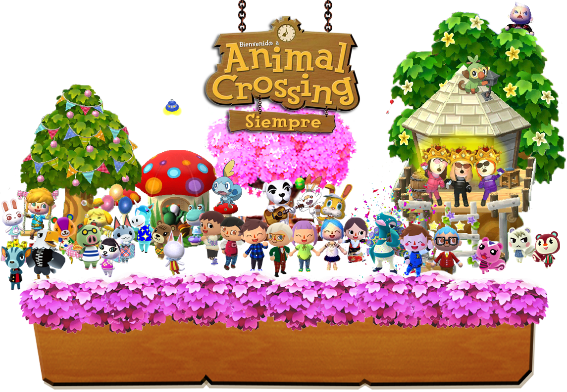 El punto dulce de Animal Crossing - Página 3 Banner