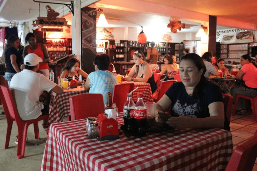 Restaurante Bucanero capurganá