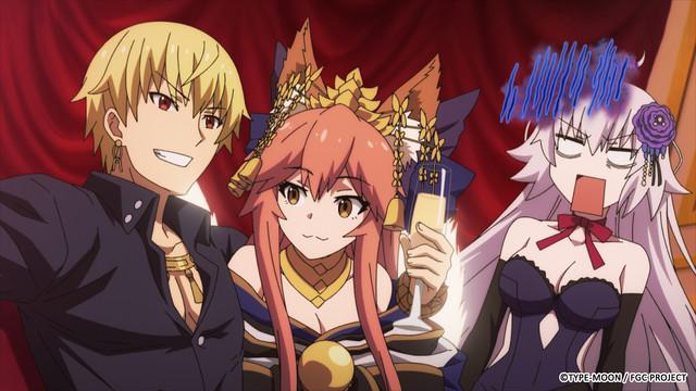 曼迪熱夏動畫祭,日本最新4大動畫登台速報!  行家看簡稱就懂!現國、魔法科、I7、FGC,保證強作來襲! Fate-Grand-Carnival-04
