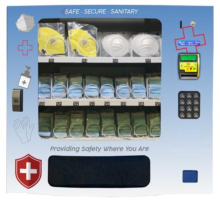 Medical-Vending-Machines