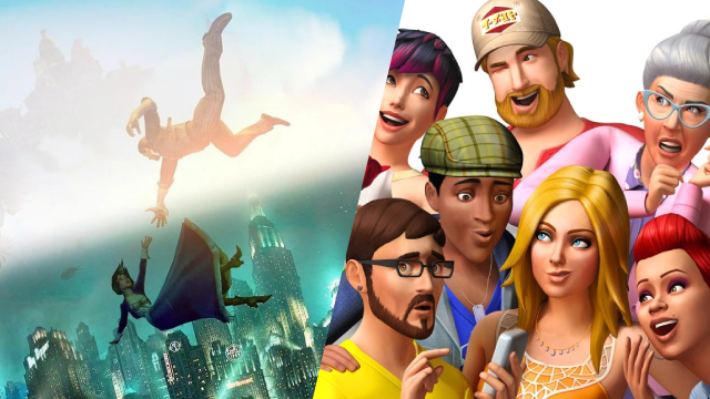 BIOSHOCK: THE COLLECTION & THE SIMS 4 Are Now Available For Free If You're Subscribed To PS Plus