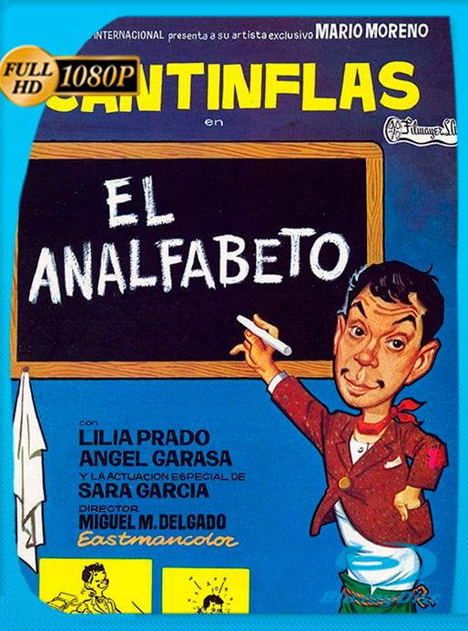 Cantinflas El analfabeto (1961) WEB DL 1080p OROCHIMARU69